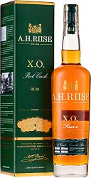 A.H. Riise XO Port Cask 45% 0,7l