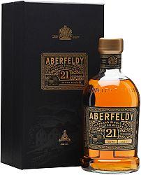 Aberfeldy 21 ročná 40% 0,7l