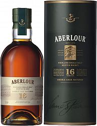Aberlour 16 Ročná Double Cask Matured 40% 0,7l