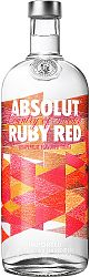 Absolut Ruby Red 1l 40%