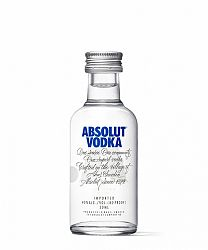 Absolut Vodka 50ml (40%)