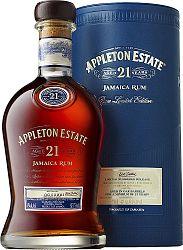 Appleton Estate 21 ročný 43% 0,7l