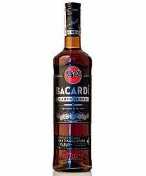 Bacardi Carta Negra 0,7l (40%)