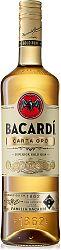 Bacardi Carta Oro 37,5% 0,7l