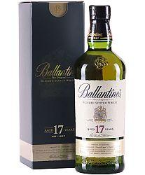 Ballantine's 17 ročná 40% 0,7l
