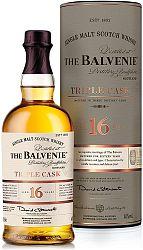 Balvenie Triple Cask 16 ročná 40% 0,7l