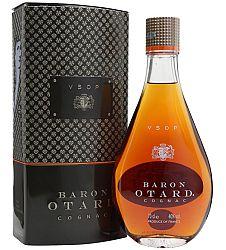 Baron Otard VSOP v plechovej tube 40% 0,7l