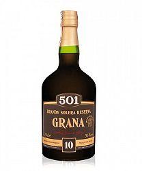 Brandy 501 Grana 0,7l (36%)