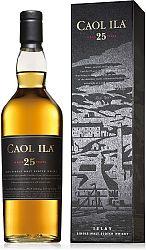 Caol Ila 25 ročná 43% 0,7l