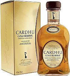 Cardhu Gold Reserve 40% 0,7l