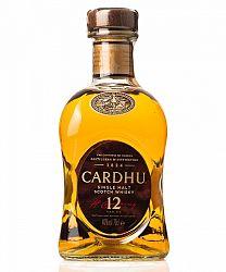 Cardhu whisky 12Y 0,7l (40%)