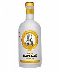Carskaja vodka Gold 0,7l (40%)