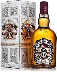 Chivas Regal 12 ročná 1l 40%