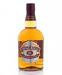Chivas Regal 12y + GB 0,7l (40%)