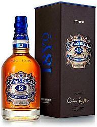 Chivas Regal 18 ročná 40% 0,7l
