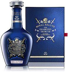 Chivas Royal Salute The Diamond Tribute 40% 0,7l