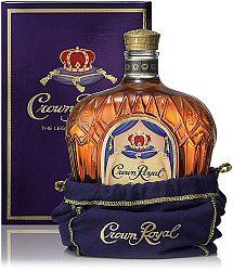 Crown Royal 1l v kartóniku 40%