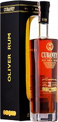 Cubaney Exquisito 21 ročný 38% 0,7l