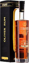 Cubaney Selecto 18 ročný 38% 0,7l