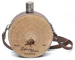 Debowa Vodka - Poľovnícka ťapka 40% 0,7l