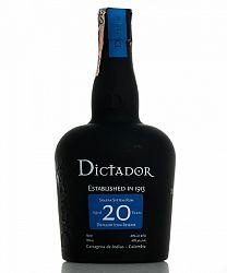 Dictador 20YO 0,7l (40%)