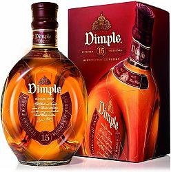 Dimple 15 ročná 1l 43%