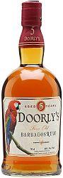 Doorly's 5 ročný 40% 0,7l