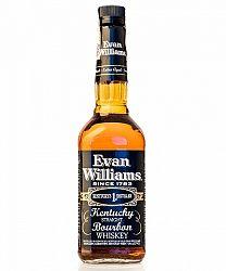 Evan Williams Bourbon Black 0,7l (43%)