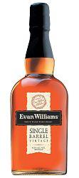 Evan Williams Single Barrel Vintage 2010 43,3% 0,7l