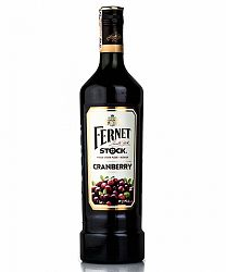 Fernet Stock Cranberry 1l (27%)