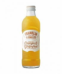 Franklin & Sons Pomaranč a Grapefruit 275ml
