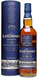 GlenDronach Allardice 18 ročná 46% 0,7l
