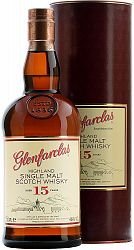 Glenfarclas 15 ročná 46% 0,7l