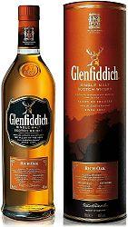 Glenfiddich 14 ročná Rich Oak 40% 0,7l