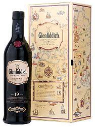 Glenfiddich 19 Ročná Age of Discovery Madeira Cask Finish 40% 0,7l