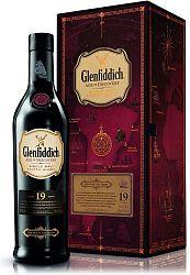 Glenfiddich 19 Ročná Age of Discovery Red Wine Cask Finish 40% 0,7l
