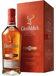 Glenfiddich 21 Ročná Gran Reserva 40% 0,7l