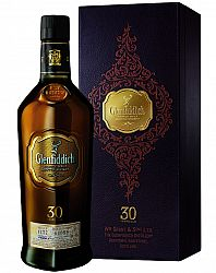 Glenfiddich 30 ročná 43% 0,7l