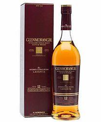 Glenmorangie the Lasanta 12YO Sherry Cask Finish + GB 0,7l (43%)