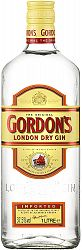 Gordon's Dry Gin 1l 37,5%