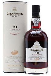 Grahams 10 Ročné Tawny Port 20% 0,75l