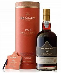 Grahams 1972 Single Harvest Tawny Port 20% 0,75l