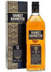 Hankey Bannister 12 ročná 40% 1l