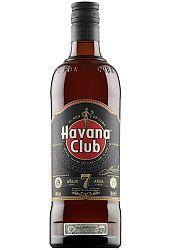 Havana Club 7 ročný 40% 0,7l