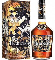 Hennessy VS Limited Edition by VHILS 40% 0,7l
