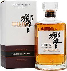 Hibiki Japanese Harmony 43% 0,7l