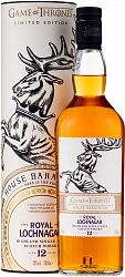 House Baratheon & Royal Lochnagar 12yo - Game of Thrones Single Malts Collection 40% 0,7l