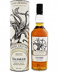 House Greyjoy & Talisker Select Reserve - Game of Thrones Single Malts Collection 45,8% 0,7l