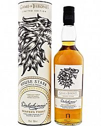 House Stark & Dalwhinnie Winter's Frost - Game of Thrones Single Malts Collection 43% 0,7l
