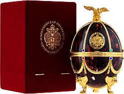 Imperial Collection Faberge rubín 40% 0,7l